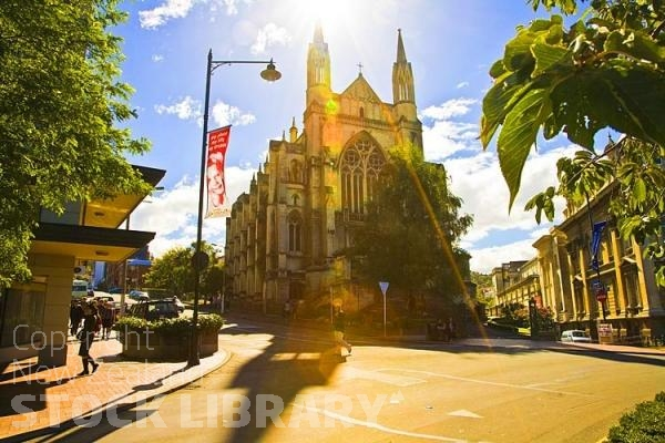 Dunedin;Otago;university city;university;harbour;golden sands;gothic buildings;Heritage Museum;law courts;Station;St Pauls Cathedral;the Octagon;Cathedral;church