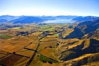 Aerial;Lake_Hawea;Otago;lake_Wanaka;Hawea_River;Hawea_Township;Hawea_Flat