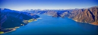 Aerial;Lake_Hawea;Otago;lake_Wanaka;Hawea_River;Hawea_Township;Hawea_Flat;mounta