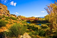 Ophir;Naseby;Ranfurly_Region;Otago;Daniel_OConnell;Bridge;Ophir;Manuherikia_Rive