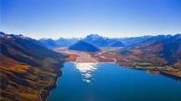 Aerial;Lake_Wakatipu;Otago;Glenorchy;lake_Wakatipu;Rees_River;Rees_Valley;Dart_R