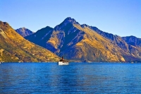 Queenstown;Lake_Wakatipu;Otago;autumn_colour;fall_colors;SS_Earnslaw