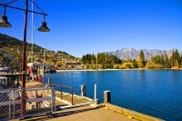 Queenstown;Lake_Wakatipu;Otago;autumn_colour;fall_colors;Queenstown;Harbour;wate