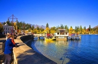 Queenstown;Lake_Wakatipu;Otago;autumn_colour;fall_colors;underwater_observatory;