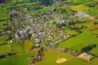 Tapanui;Aerial;Otago;Town_Centre