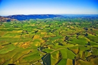 Aerial;Tapanui;Otago;sheep;sheep_country;sheep_farming;Blue_Mountains