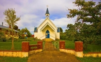 Tapanui;Otago;church