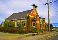 Tapanui;Otago;Presbyterian;Church;bell