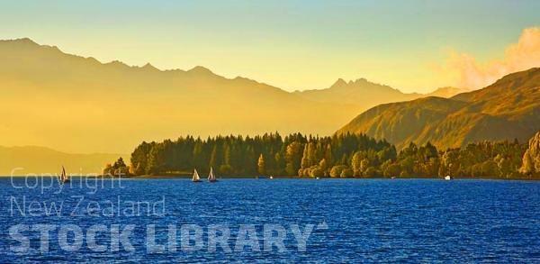 Wanaka;Otago;lake Wanaka;Clutha River;Hawea River;Iron Mountain;airport;Cardrona;Roys peninsula;Yachting