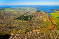 Aerial;Invercargill;Southland;state_highway1;Waverley;Windsor;Hawthorndale;Georg