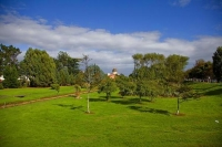 Invercargill;Southland;Otepuni_Gardens;St_Marys_Basilica