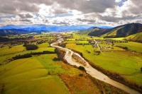 Aerial;Motueka;Moutere;Mapua;Tasman_Bay;sheep;mountains;paddocks;Motuaka_river_v