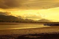 Aerial;Richmond;Tasman_Bay;Waimea_Inlet;industry;industrial_buildings;Monaco_Wha