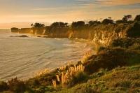 Cape_Foulwind;West_Coast;Lighthouse;cliffs;bluffs;sunset;sunrise;toitoi;Tasman_S