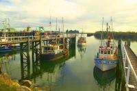 Westport;West_Coast;harbour;Buller_river;Tasman_Sea;fishing_port;fishing_boat;Fi