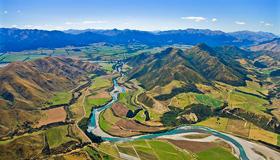 Alpine Pacific Region Images