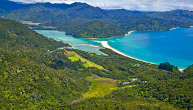 Able Tasman National Park Images