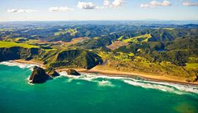 Auckland West Coast Beaches Images