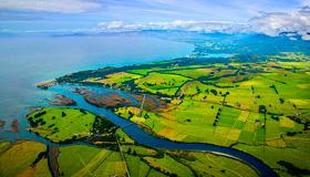 Golden Bay River Images