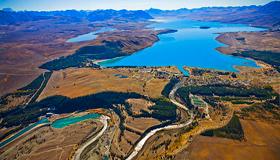Lake Tekapo Images