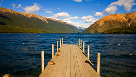 Nelson Lakes Images