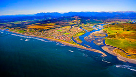 West Coast River Images