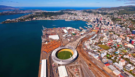 Wellington Aerial Images