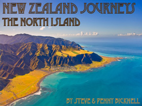 New Zealand Journeys App, North Island
